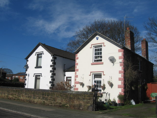 Cottages, Quarry Rd