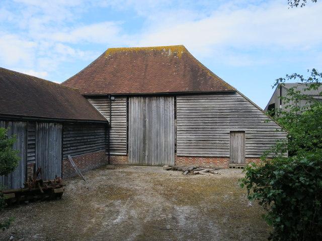 Sussex barn by Prinkle Lane