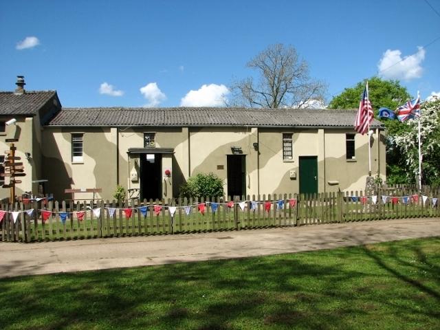 A former RAF chapel