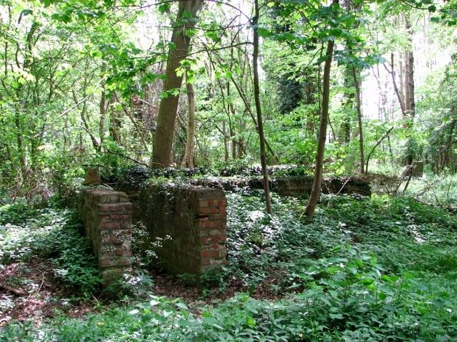 A wartime blast shelter