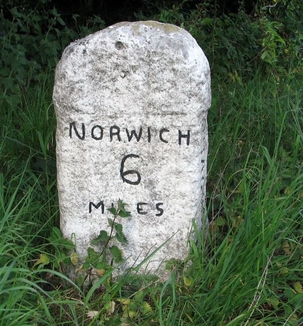 6 Miles to Norwich