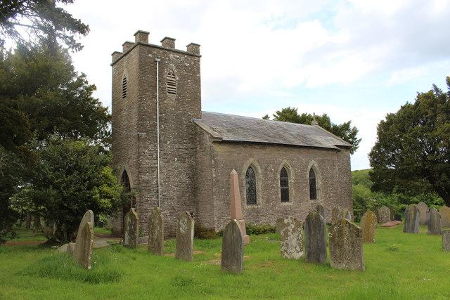 St John the Baptist Church at Newton