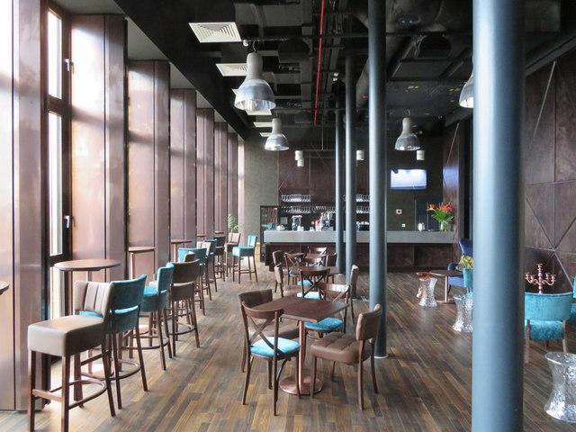 'STORYHOUSE' top floor bar