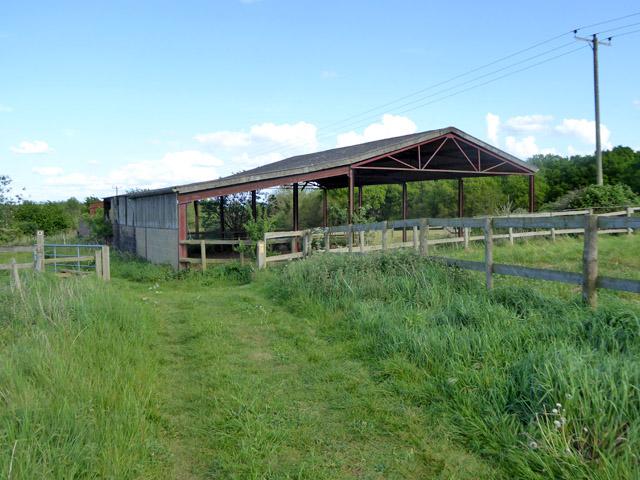 Barn south of Potton