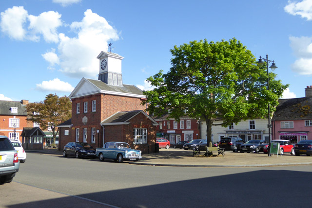 Market Square, Potton