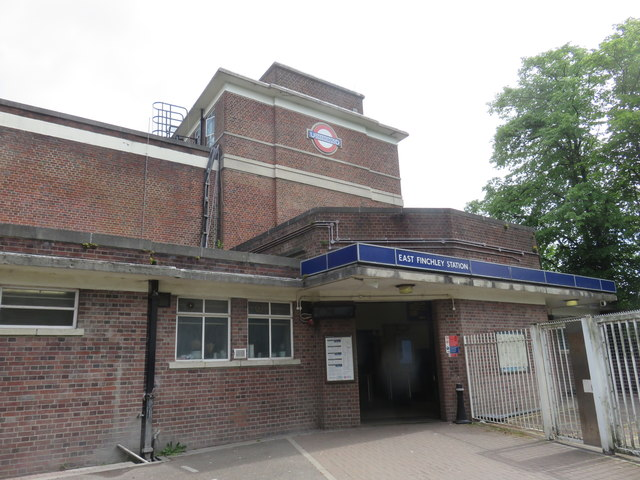 East Finchley Underground Station