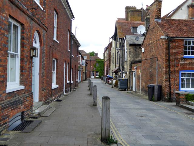 Bell Row, Baldock