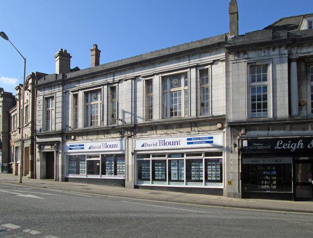 Mansfield - Albert Street Nos 26 to 30