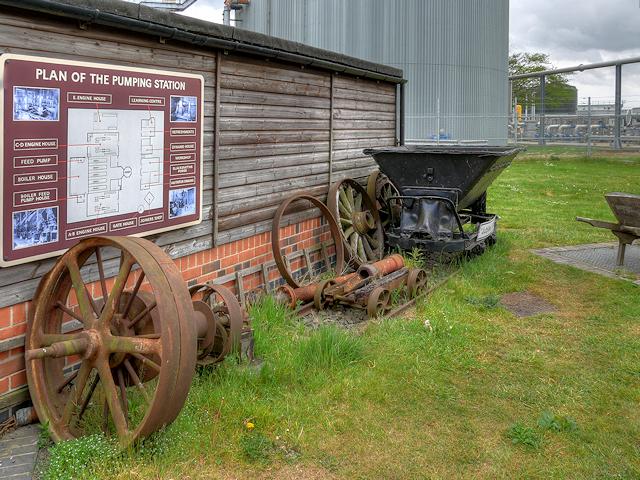 Claymills Victorian Pumping Station, Jubilee Tub