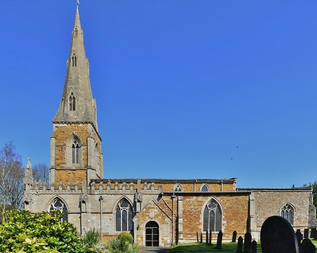 Gaddesby: St. Luke's Church