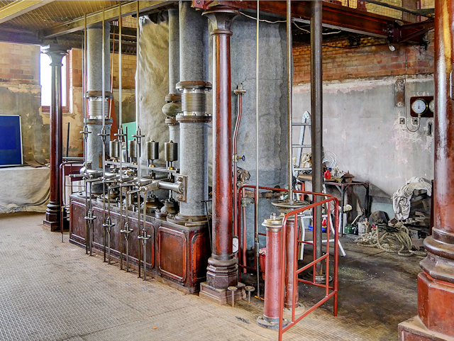 Claymills Victorian Pumping Station, B Engine