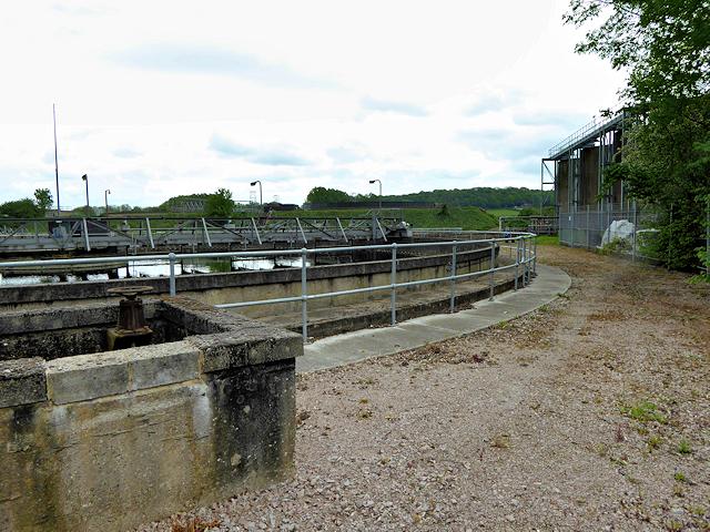 Claymills Sewage Treatment Works