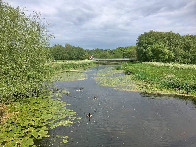 River Trent, Peel's Cut