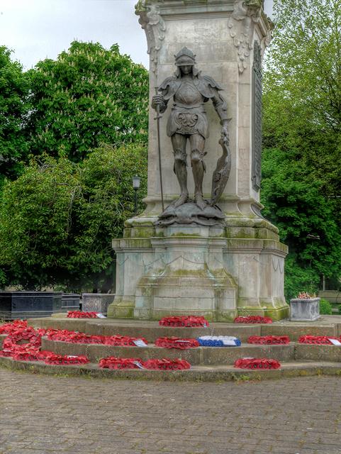 St George, Burton on Trent War Memorial