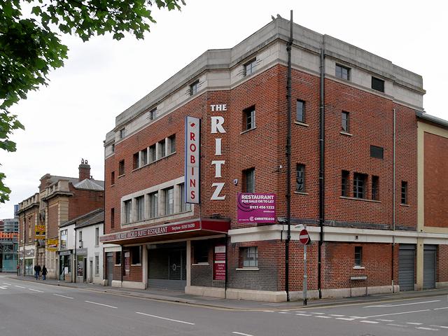Former Ritz Cinema, Burton on Trent