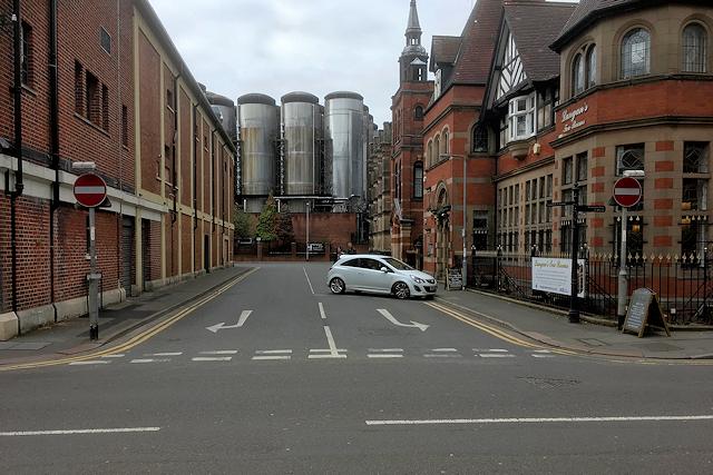 George Street, Burton on Trent