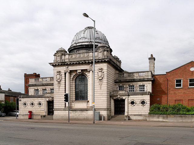 Burton on Trent Magistrates' Court