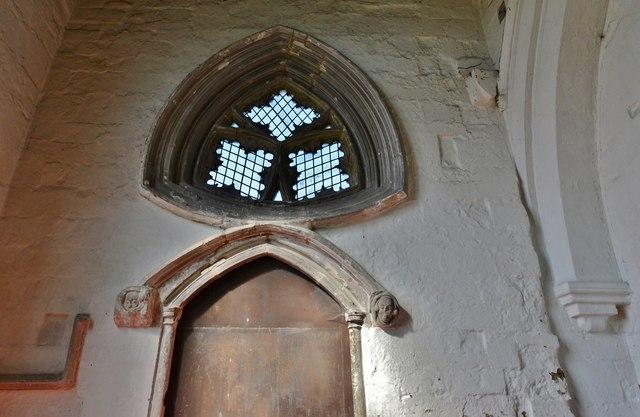 Gaddesby, St. Luke's Church: The south west aspect