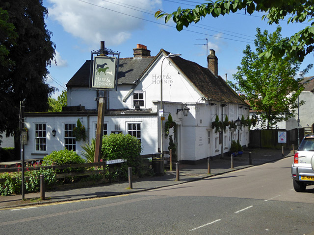 Hare & Hounds, St Albans