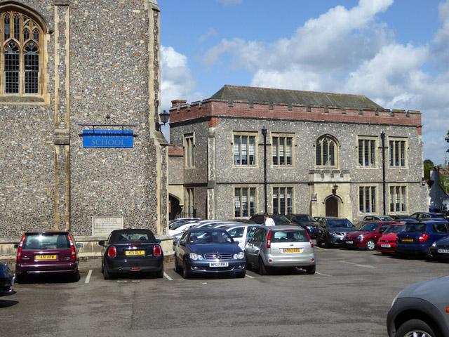 North Block, St Albans School