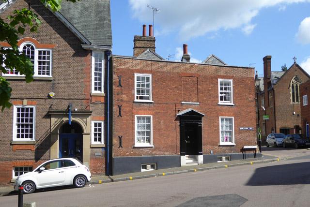 Tankerfield House, Romeland Hill, St Albans