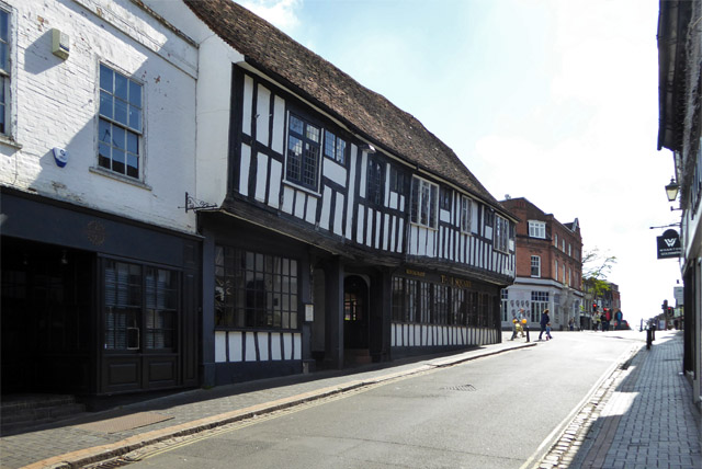 The Tudor Tavern, St Albans