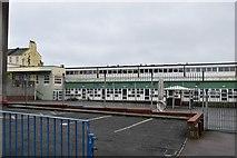 SX4555 : School, Herbert St by N Chadwick