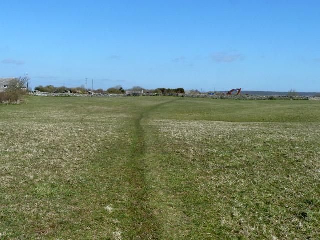 Footpath towards B3069