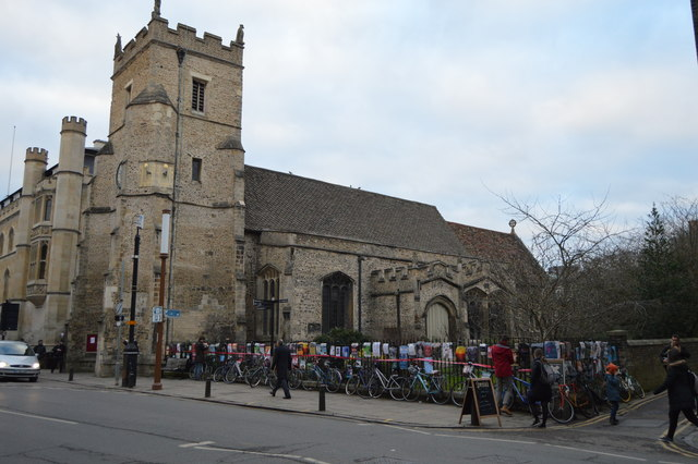 Church of St Botolph