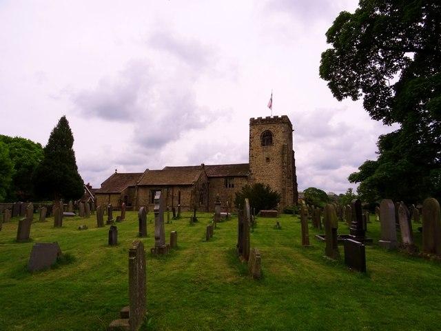St. Wilfrid's, Ribchester