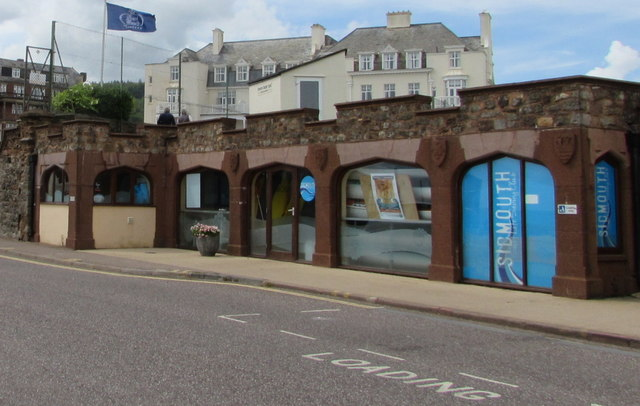 Sidmouth Surf Life Saving Club, The Esplanade, Sidmouth
