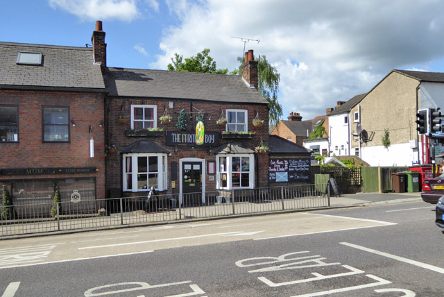The Farmers Boy, St Albans