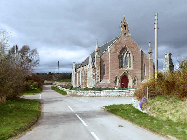 Tore Gallery (former Killearnan Free Church)