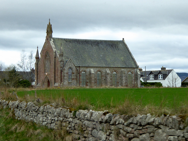 The Former Killearnan Free Church at Fettes