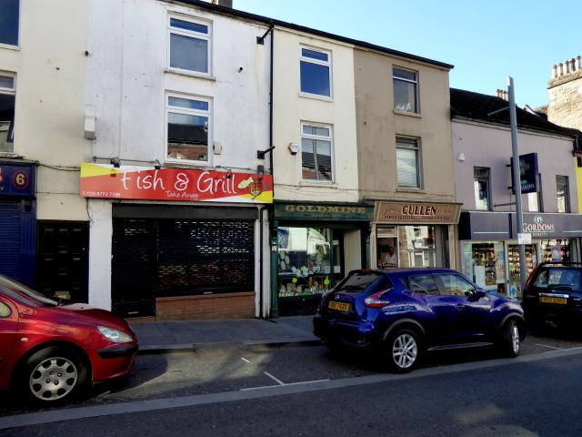 Fish & Grill / Goldmine / Cullen, Dungannon