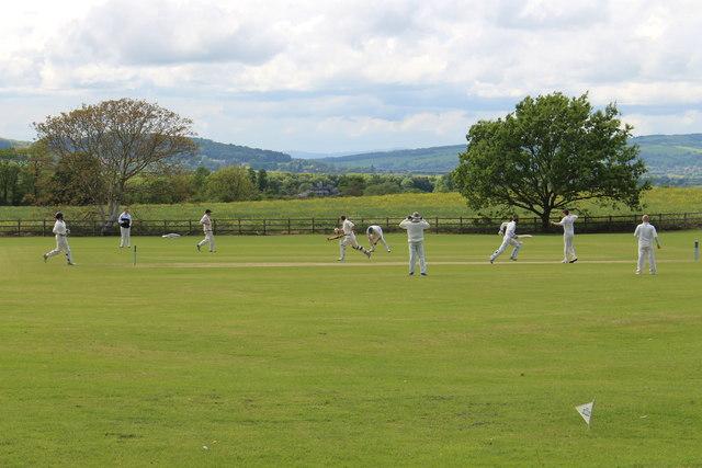 Stanton Court cricket ground