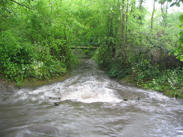 Canley Ford in the rain