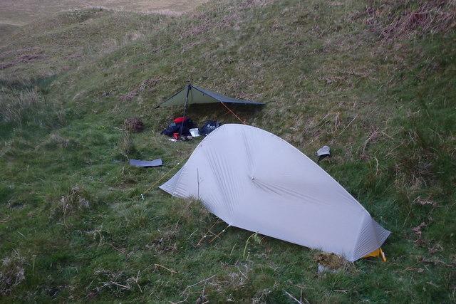 Tent and Tarp