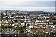 SX4556 : View from Mount Pleasant - N by N Chadwick