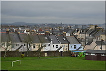 SX4655 : View from Mount Pleasant - ESE by N Chadwick