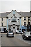 SX4655 : St Aubyn Masonic Hall by N Chadwick