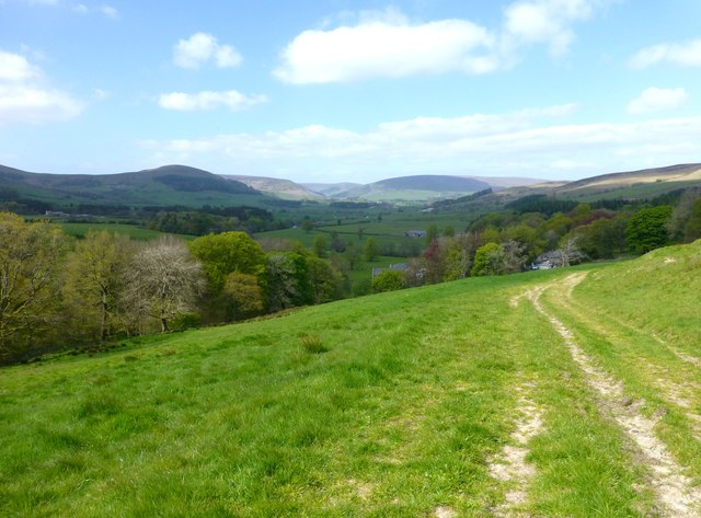 The path to Whitewell