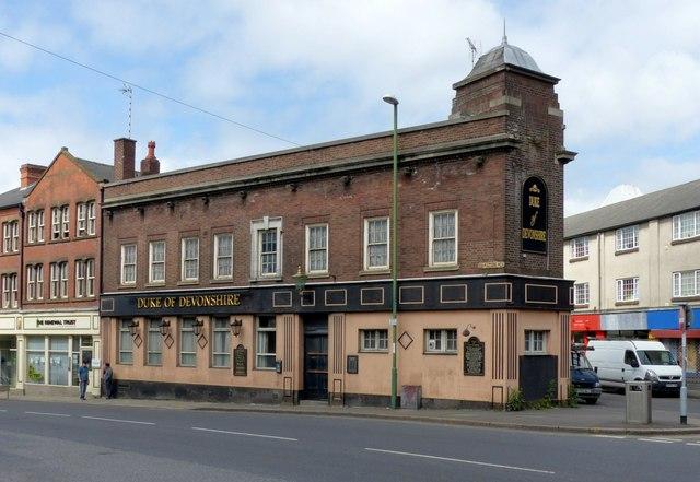 The Duke of Devonshire, Carlton Road