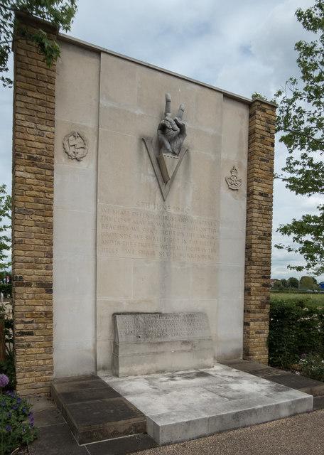 D-Day Memorial, Olympic Park, Stratford