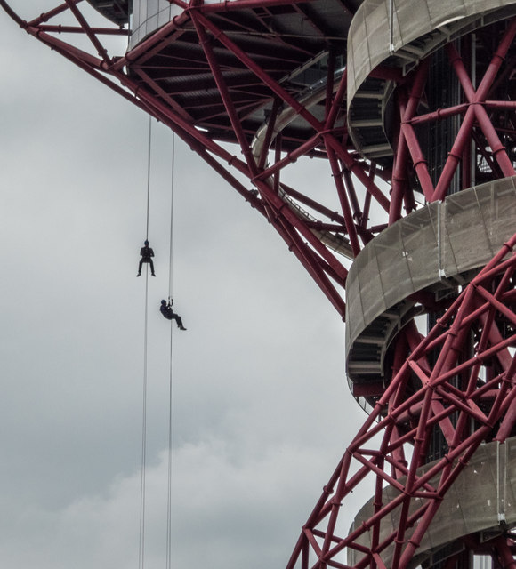 The Orbit, Olympic Park, Stratford
