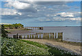TA0325 : Hessle Haven on the Humber estuary by Mat Fascione