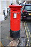 SX4555 : Victorian Postbox, Stopford Place by N Chadwick
