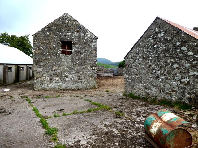 Farm outbuildings, Tullybroom