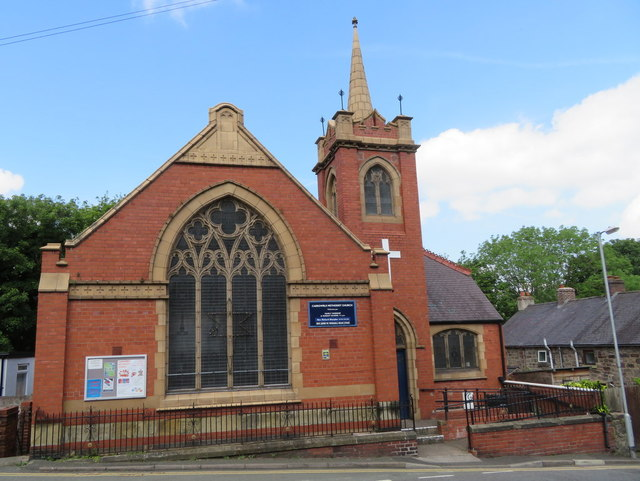 Caergwrle Methodist Church