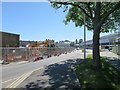 TV6199 : Arndale shopping centre redevelopment, Ashford Road by Oast House Archive